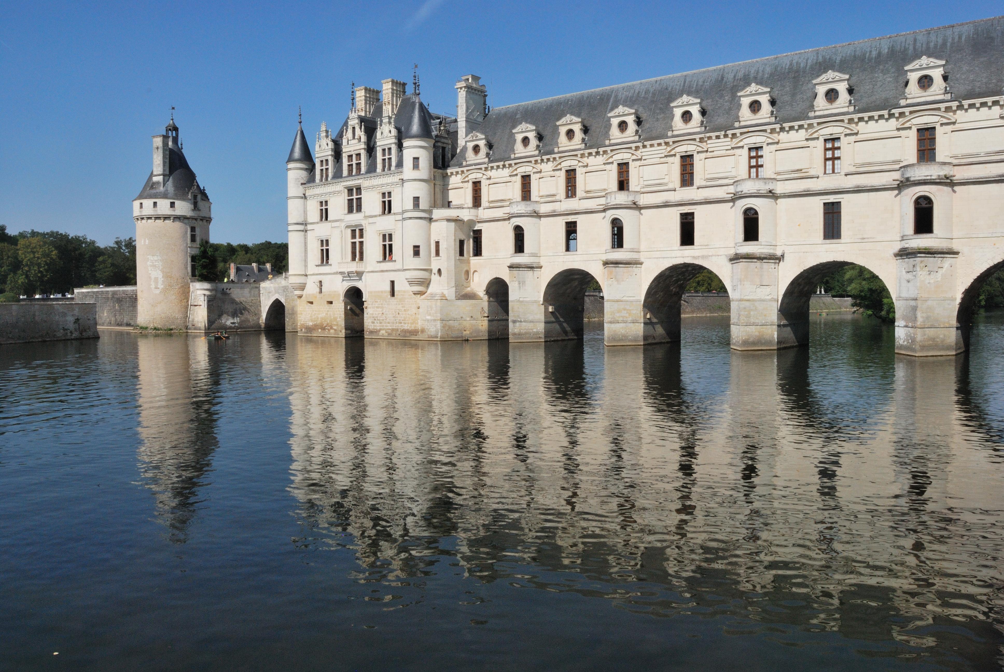Chateau De Chenonceau Dates Des Decorations Noel