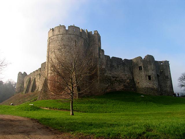 Castle Photography Chepstow Chepstow Castle
