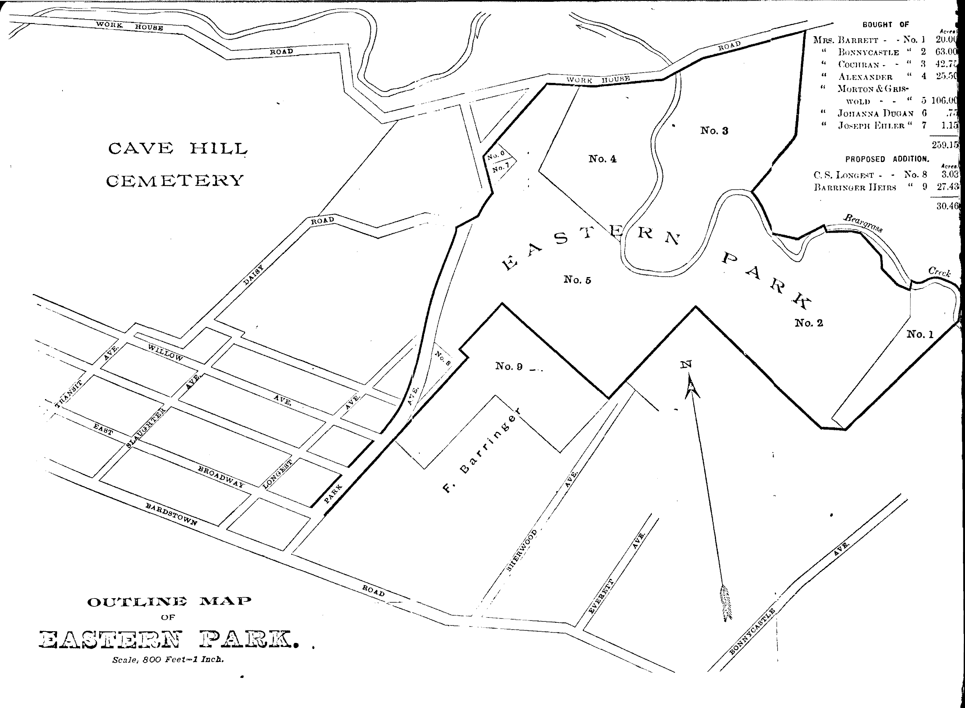 Cherokee park gay louisville