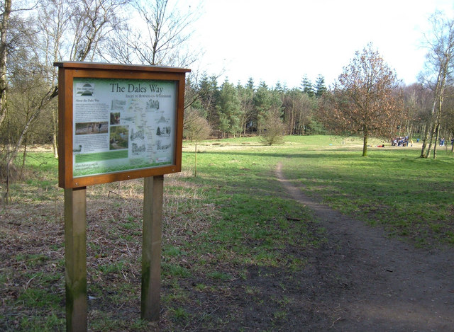 Chevin Forest Park, Otley - geograph.org.uk - 365317
