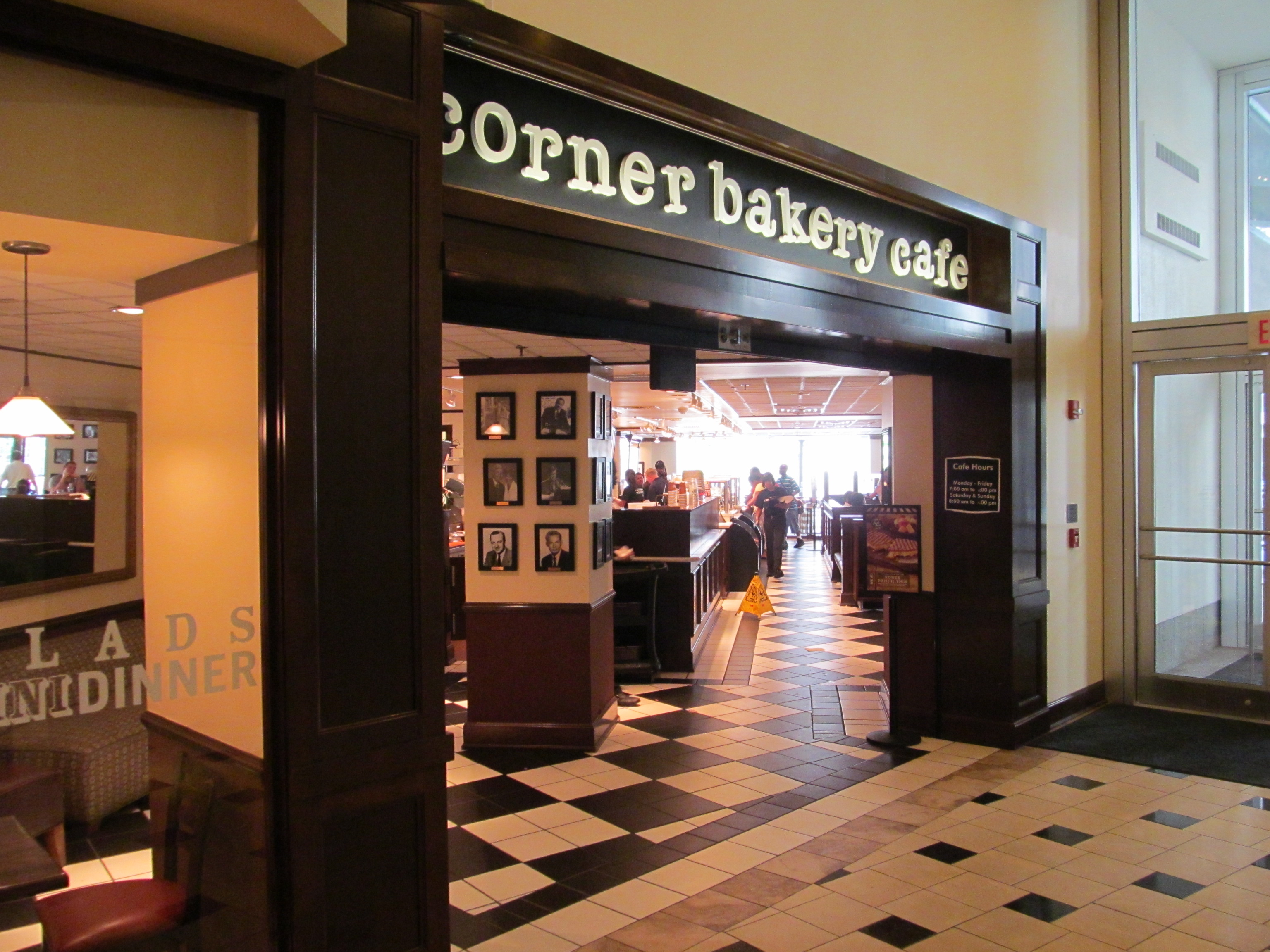 Corner Bakery Cafe Coit Campbell Dallas Tx