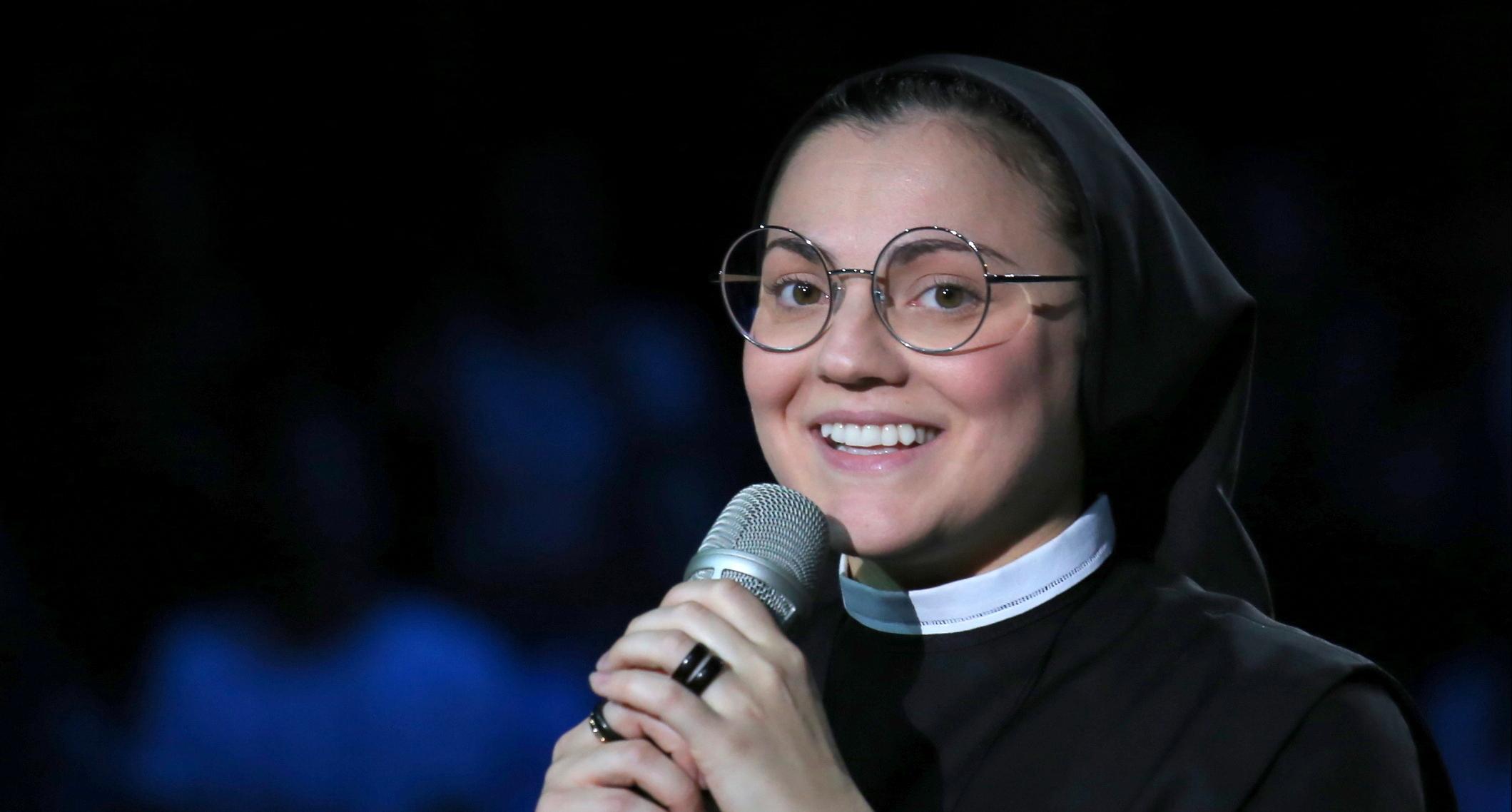 Suor Cristina - Wikipedia