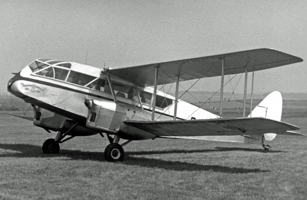de Havilland Dragon - Wikipedia