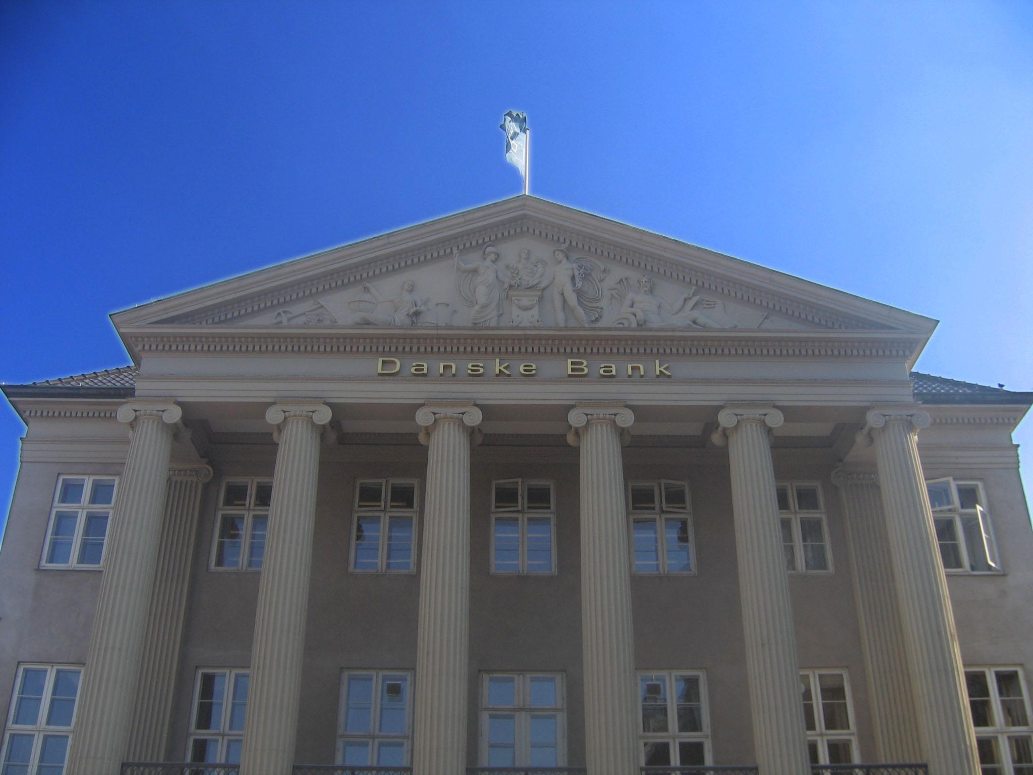 Den Danske Bank building