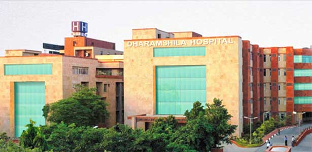 Dharamshila Cancer Hospital and Research Centre - Wikipedia