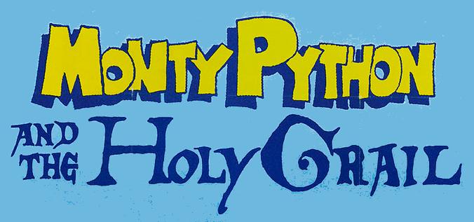 Monty Python og de skøre riddere - Wikipedia, den frie encyklopædi