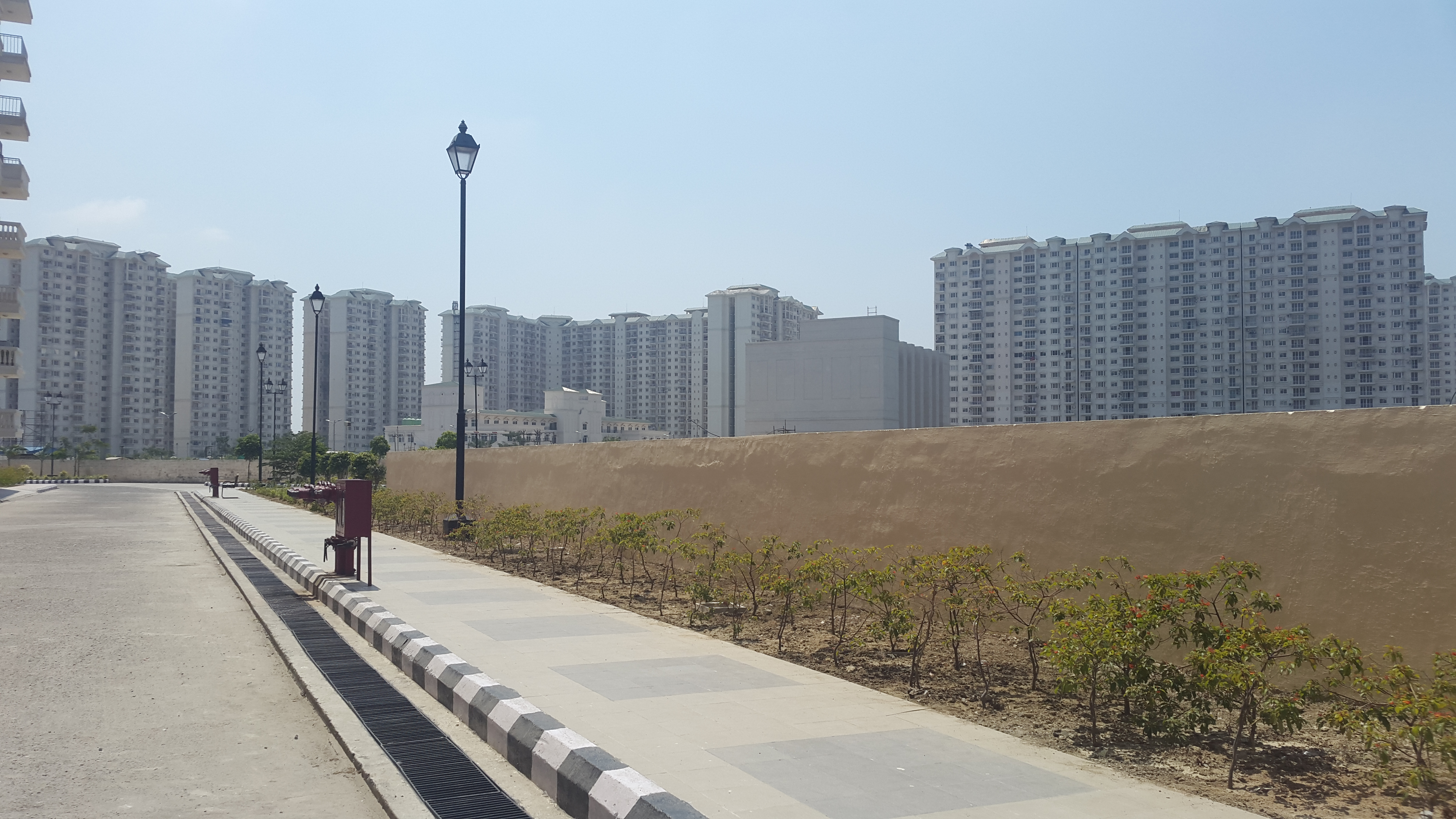 Dlf Garden City Omr Address