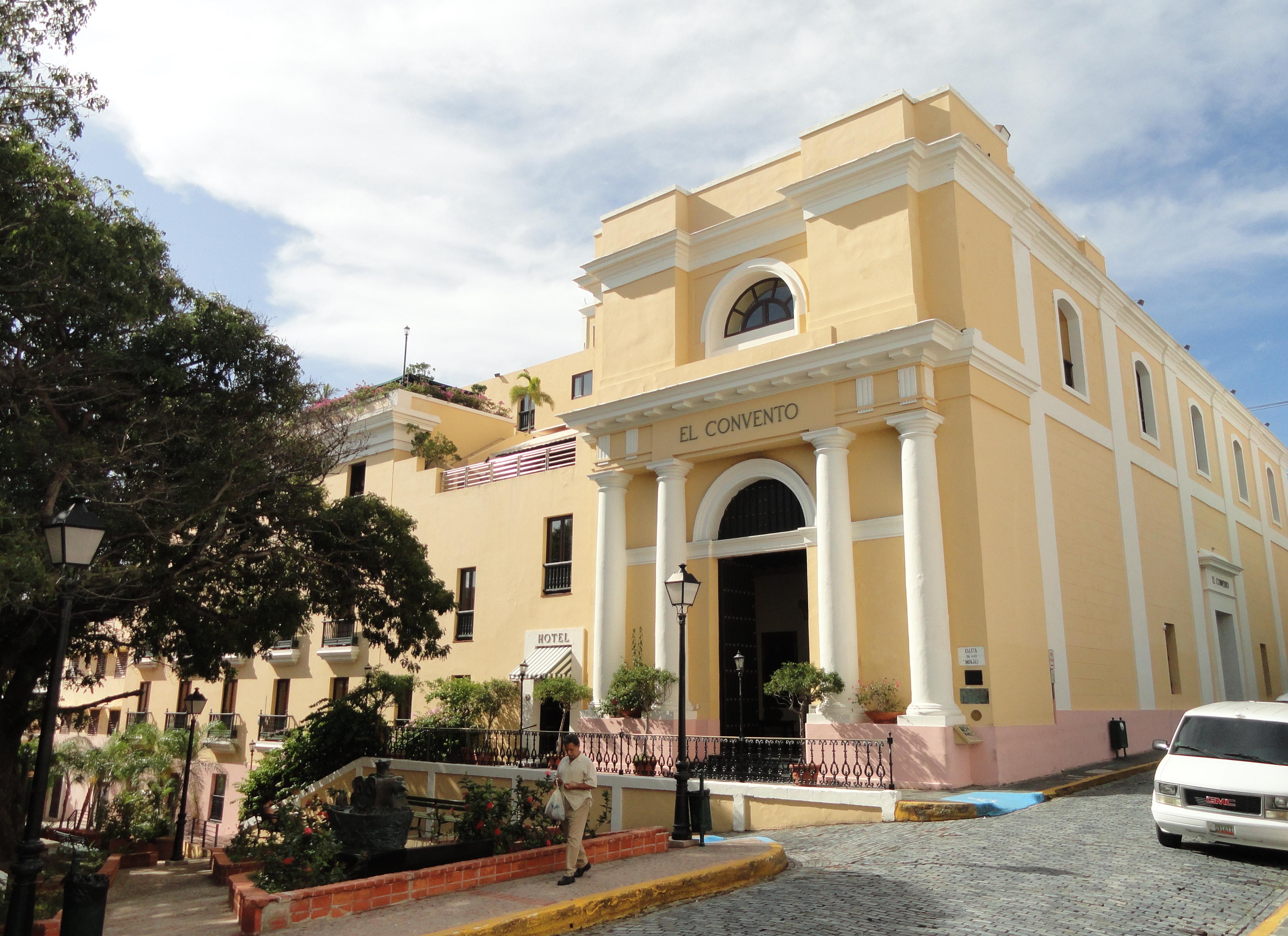 Hotel El Convento Wikipedia La