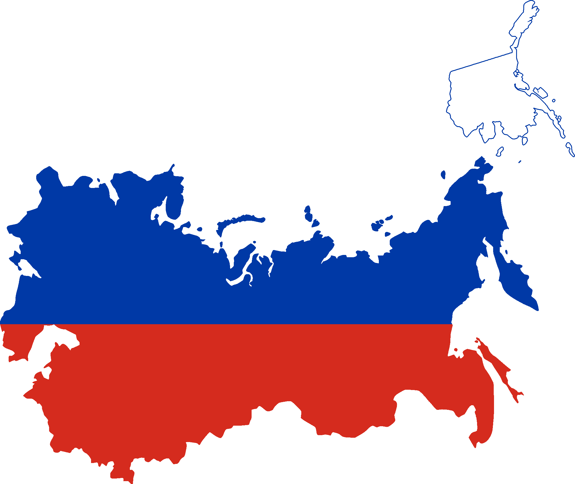 Russia Flags Maps Russian 49
