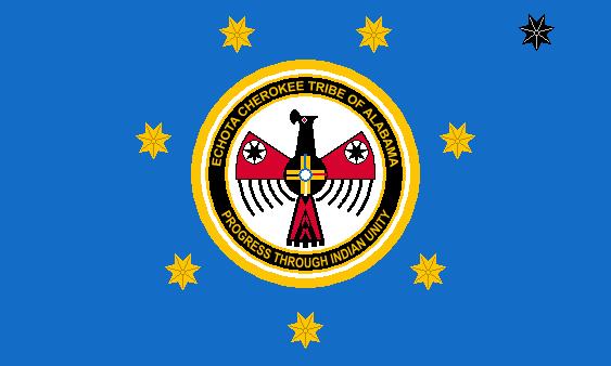 Fileflag Of The Echota Cherokee Tribe Of Alabamag Wikimedia