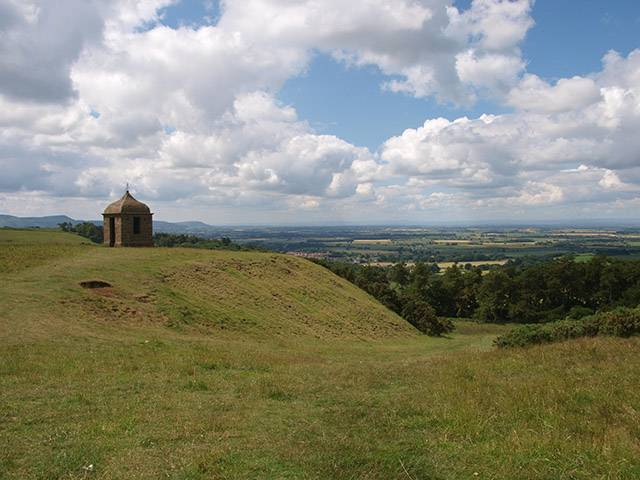 Flank of Roseberry Topping - geograph.org.uk - 874228