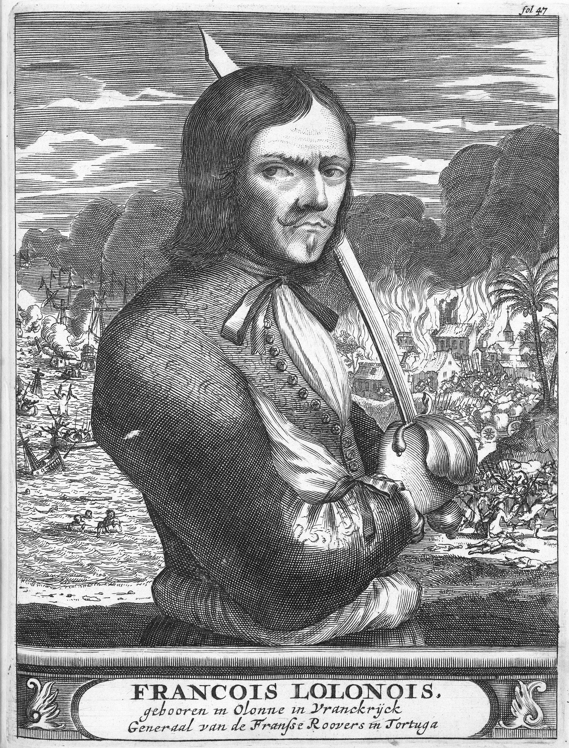 European Pirates Burned Honduran Towns During The Colonial Era