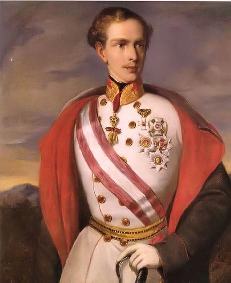 Kaiser und König Franz Josef