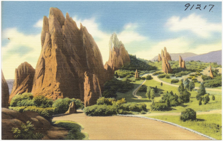 File:Garden of the Gods, Pikes Peak Region, Colorado (7725177784 ...