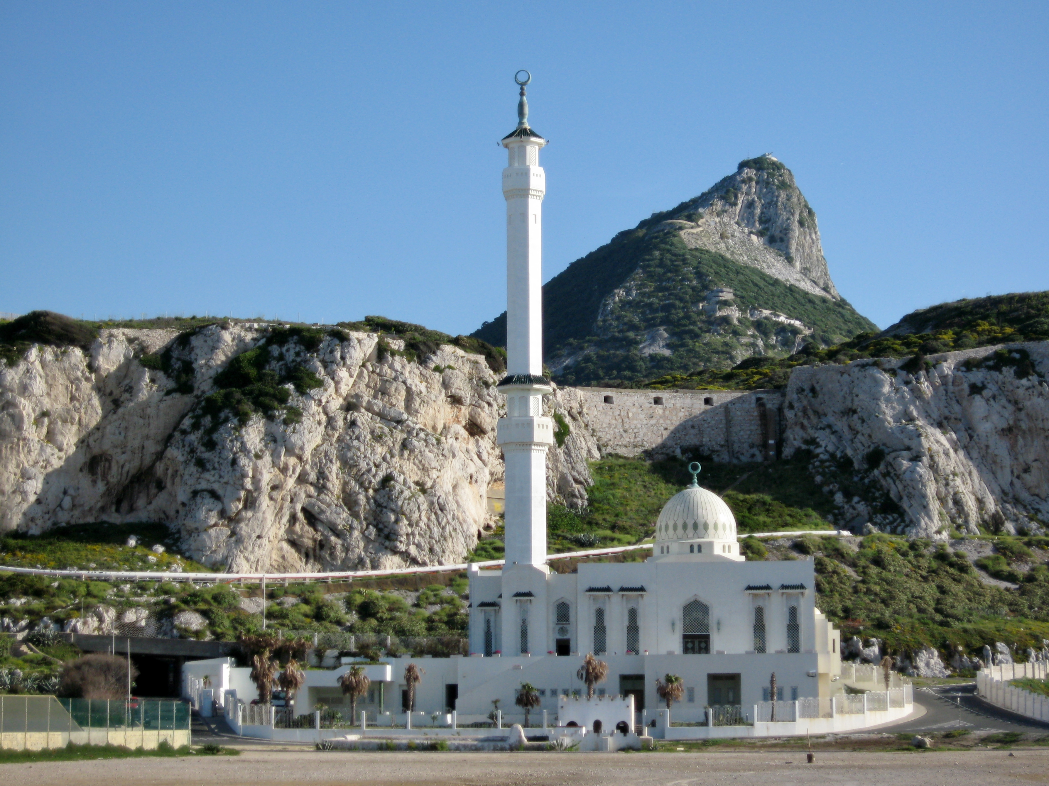 day trip to Gibraltar mosque