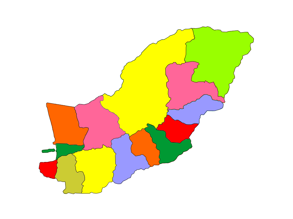 فهرست شهرهای استان گلستان