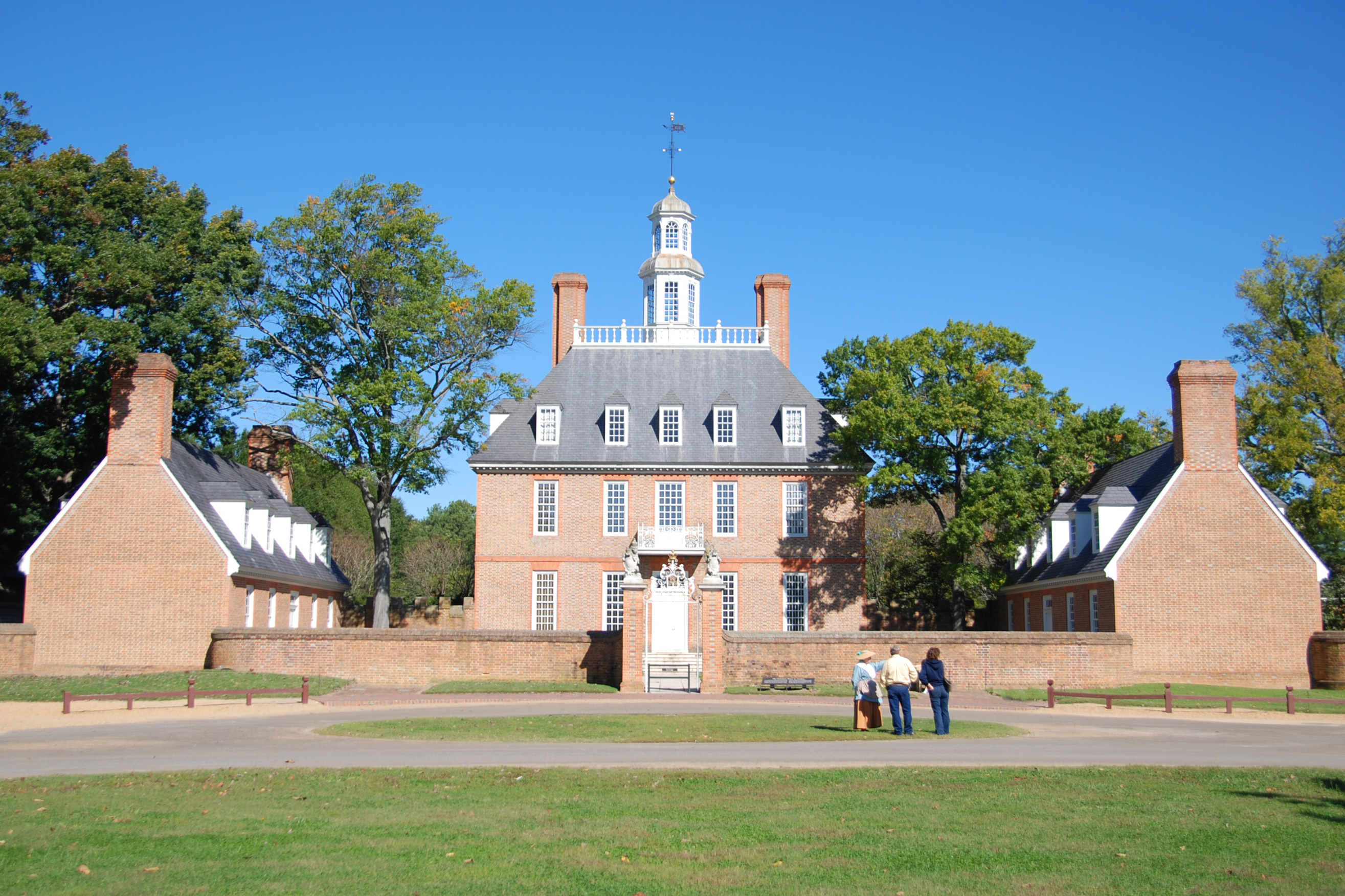 Tour Colonial Williamsburg From New York