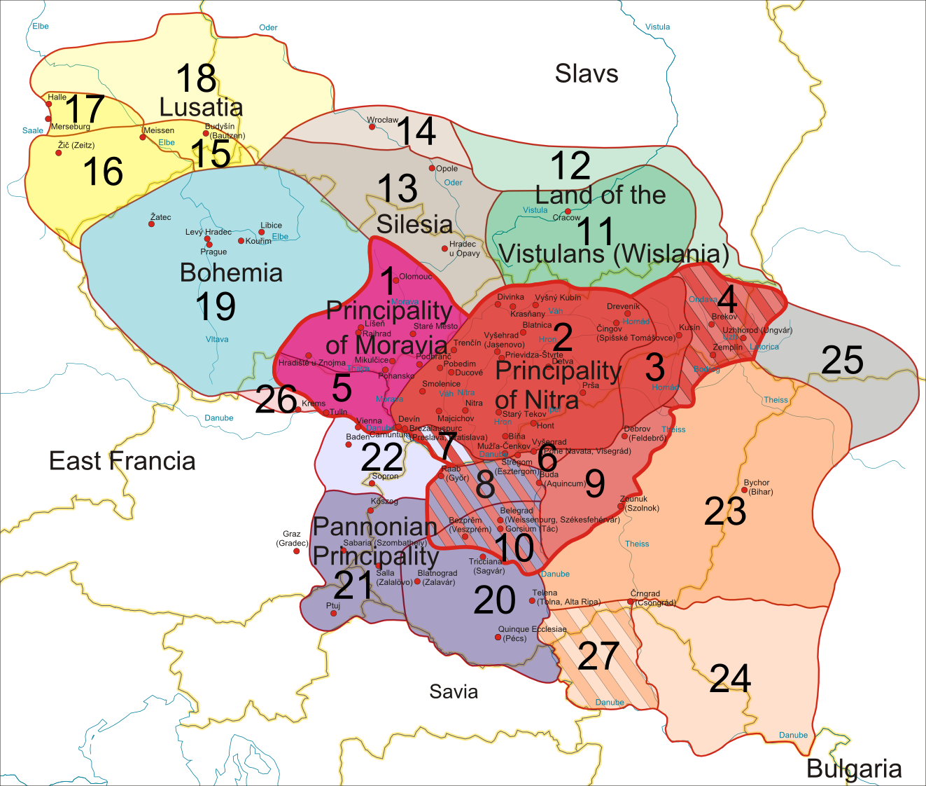 Great Moravia and Vlachs - Romanian History and Culture