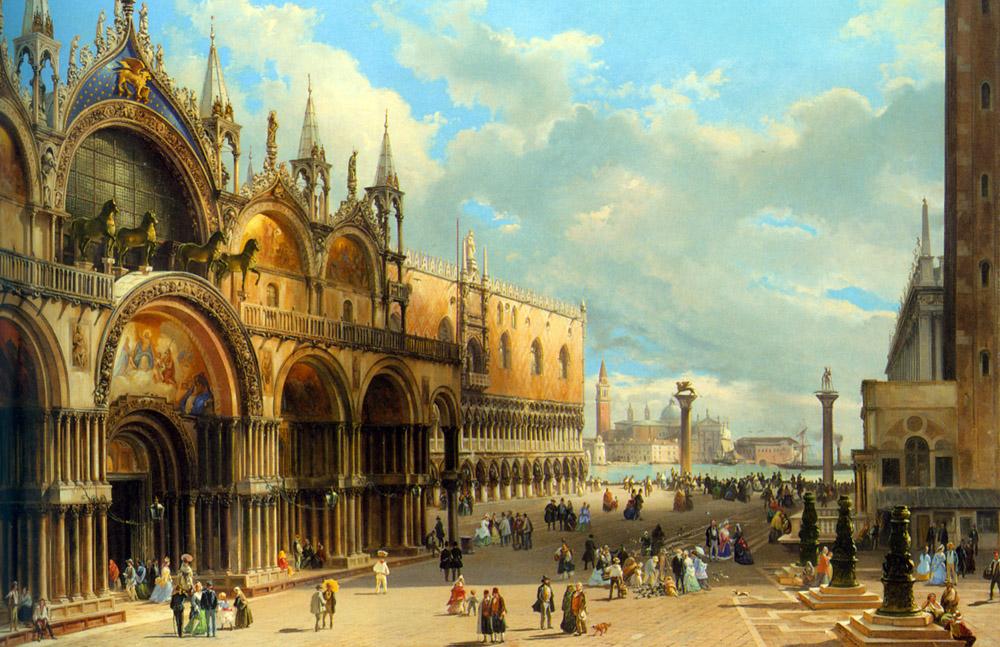 Доклад венеция в средние века 5995