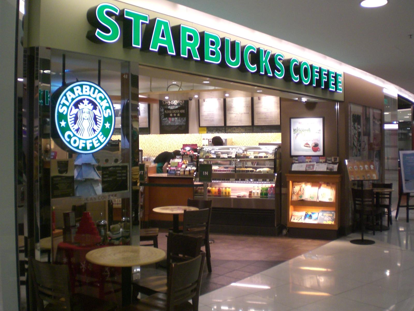 Starbucks Cafe HK_Kln_Bay_EMAX_Starbucks_Coffee