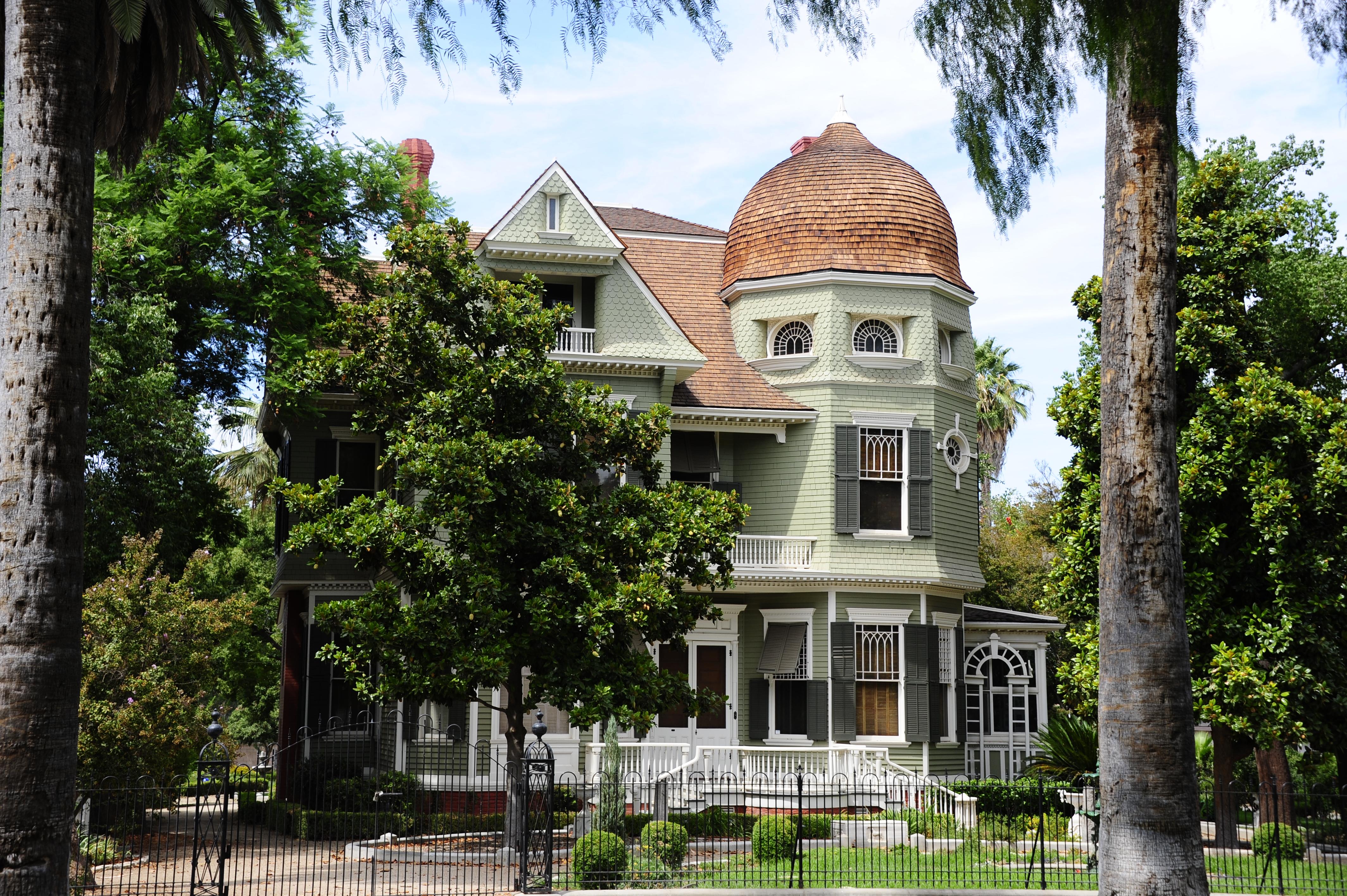 File Heritage House Riverside California Jpg
