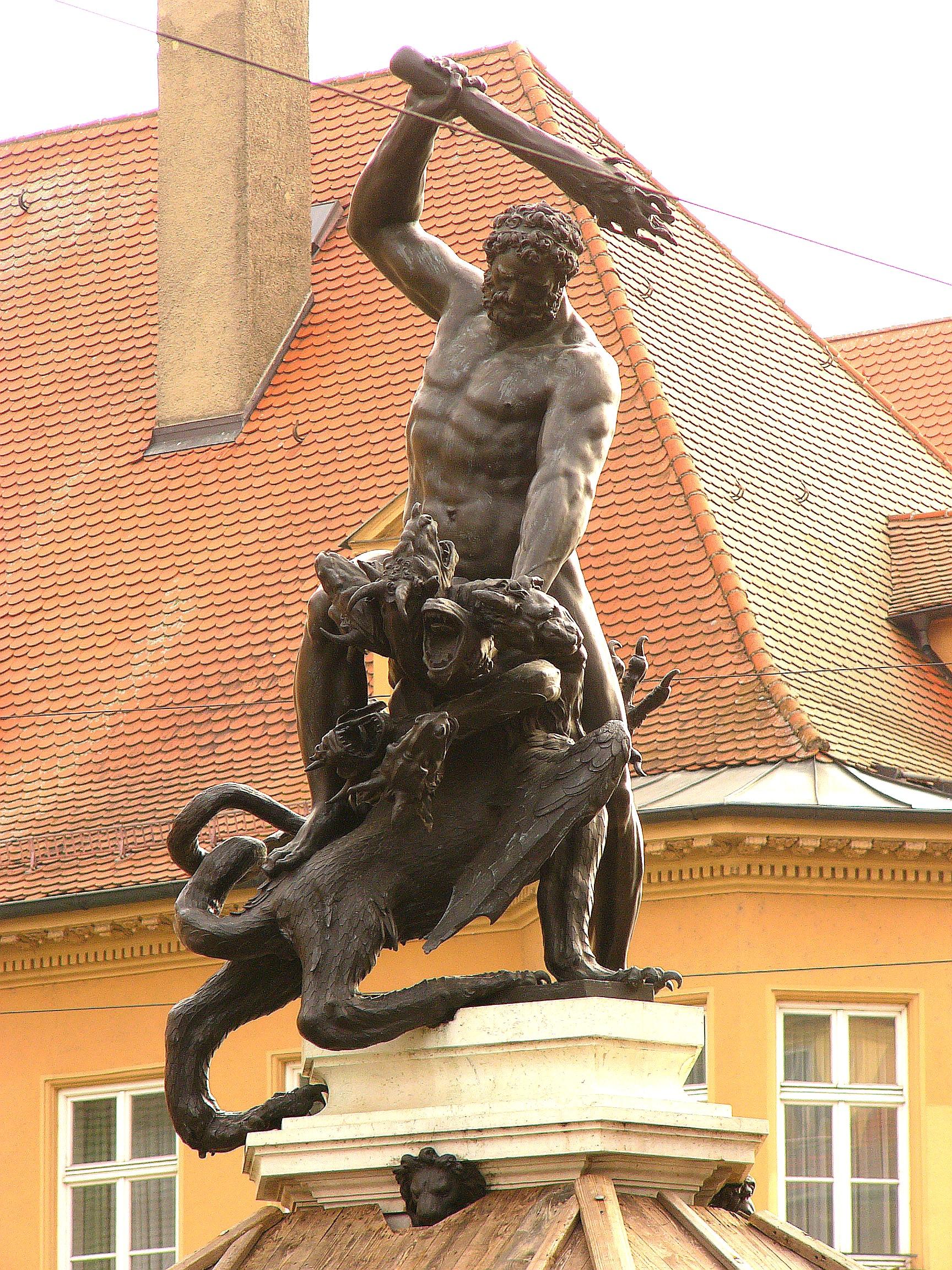 File:Herkulesbrunnen von Adriaen de Vries; Augsburg.JPG ...
