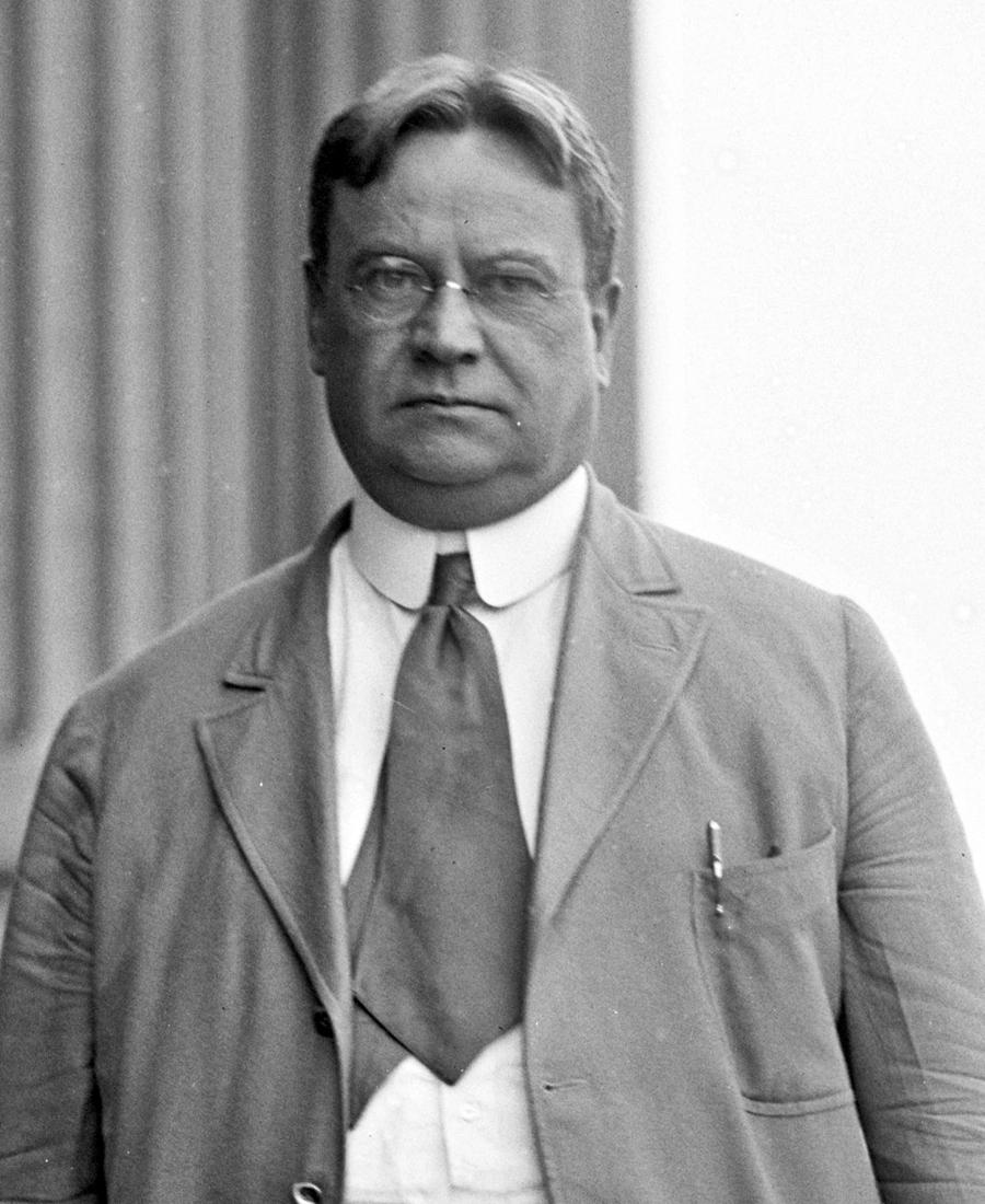 Hiram Johnson - Wikipedia
