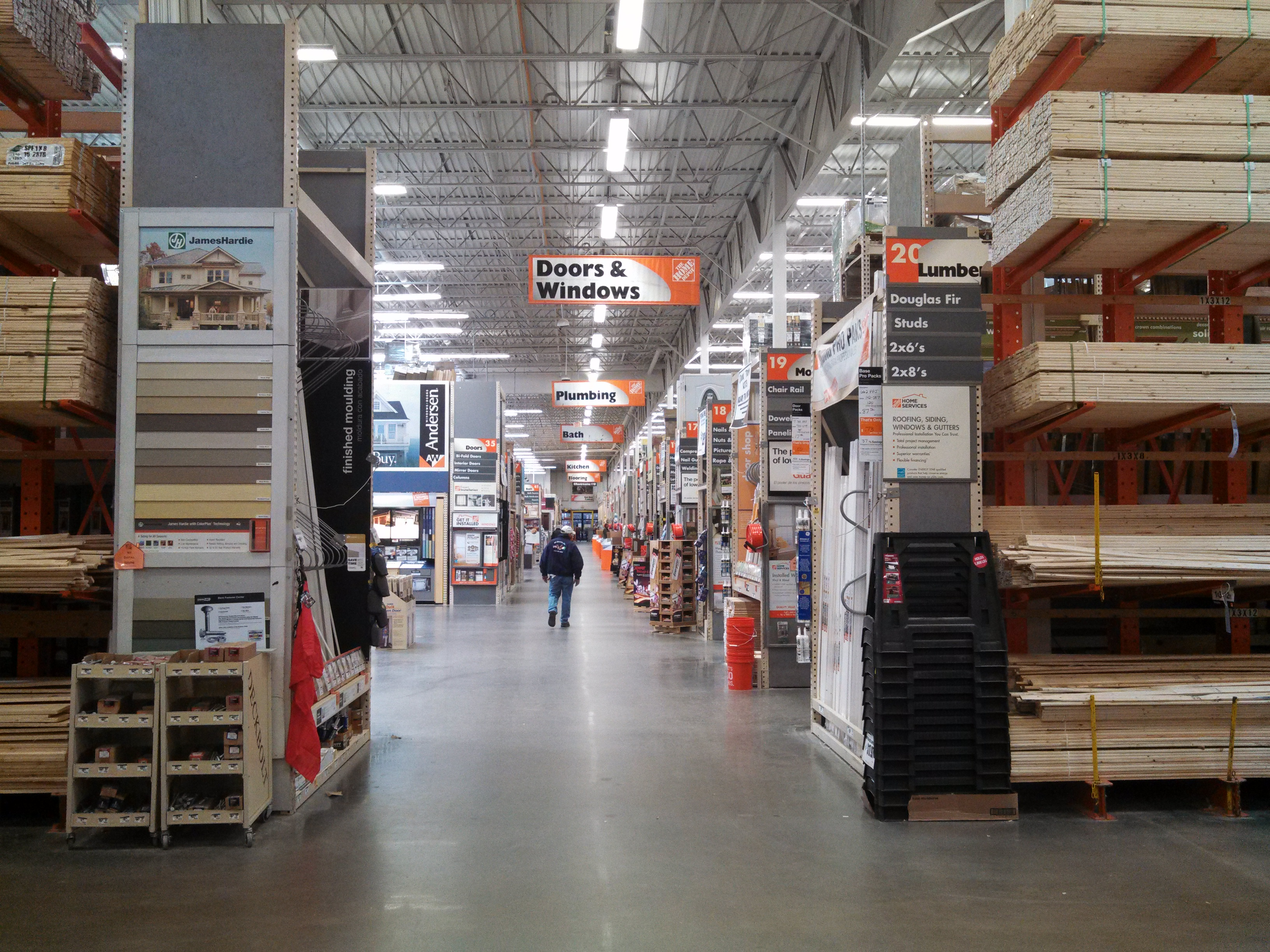 File Home Depot Center Aisle Natick Wikimedia Commons