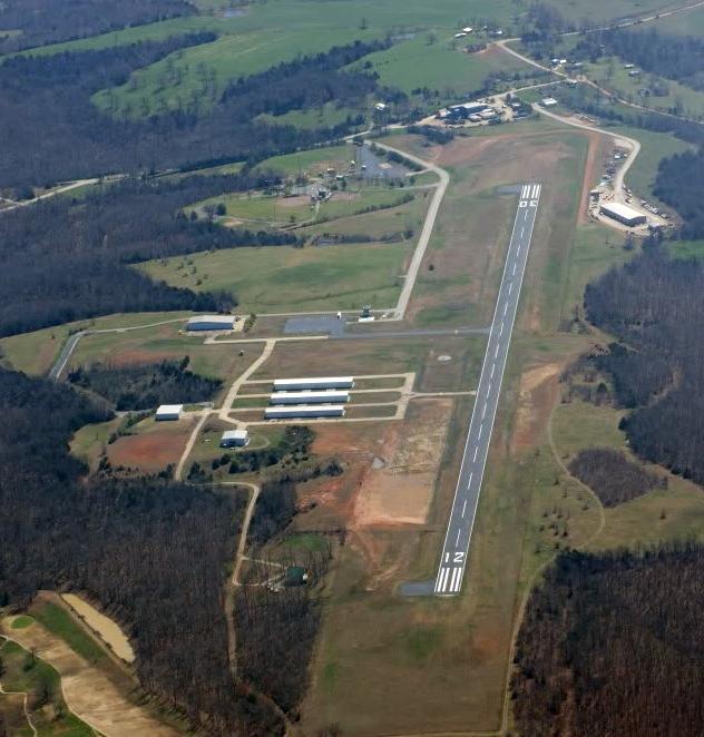 City Of Madison >> Huntsville Municipal Airport (Arkansas) - Wikipedia