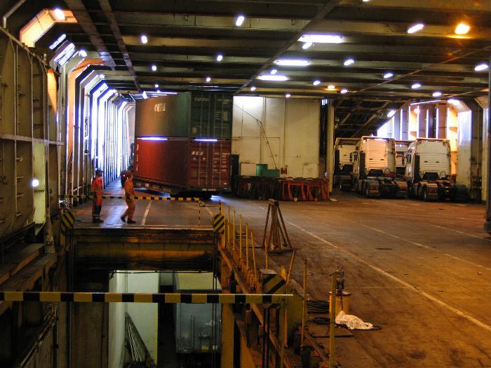Transport Maritime véhicule