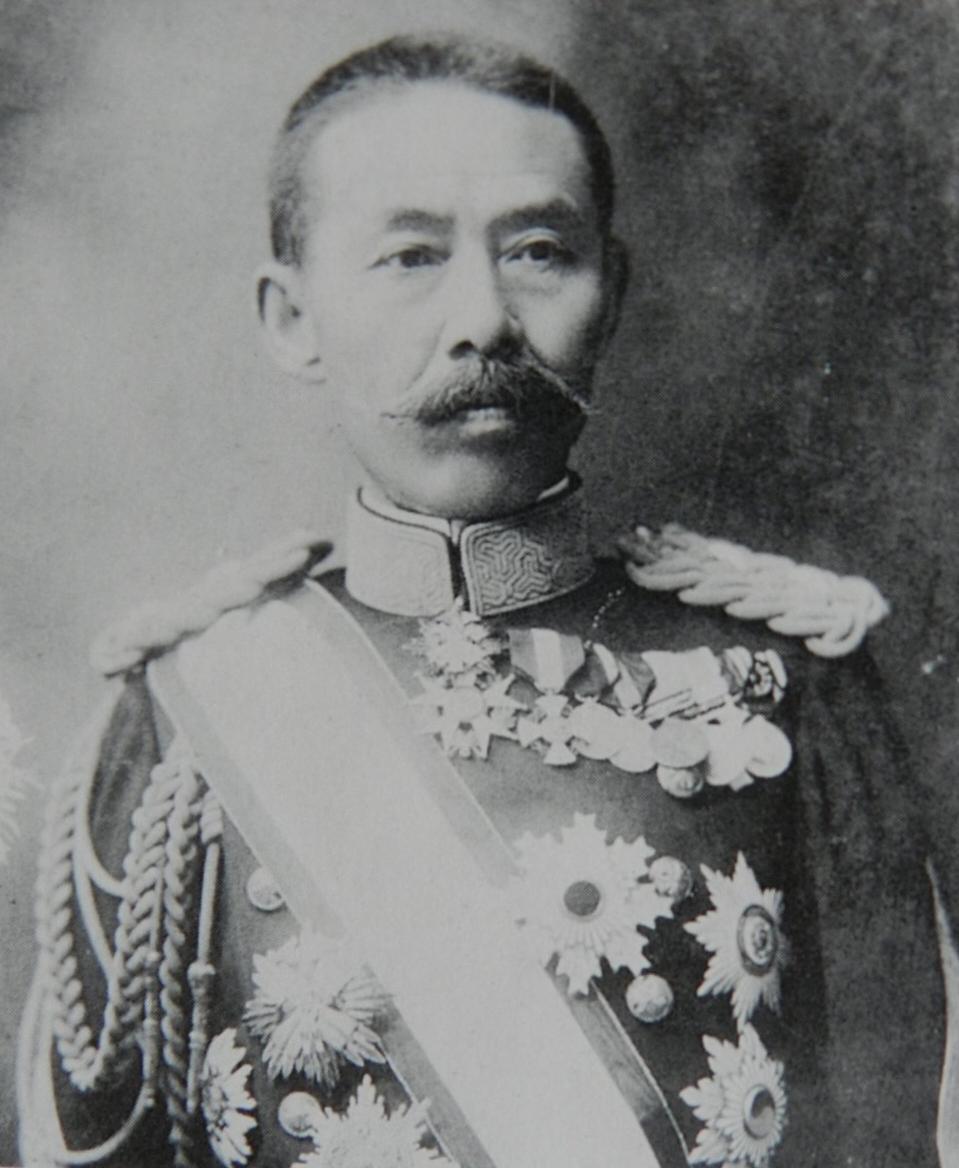 Ishimoto Shinroku Japanese general