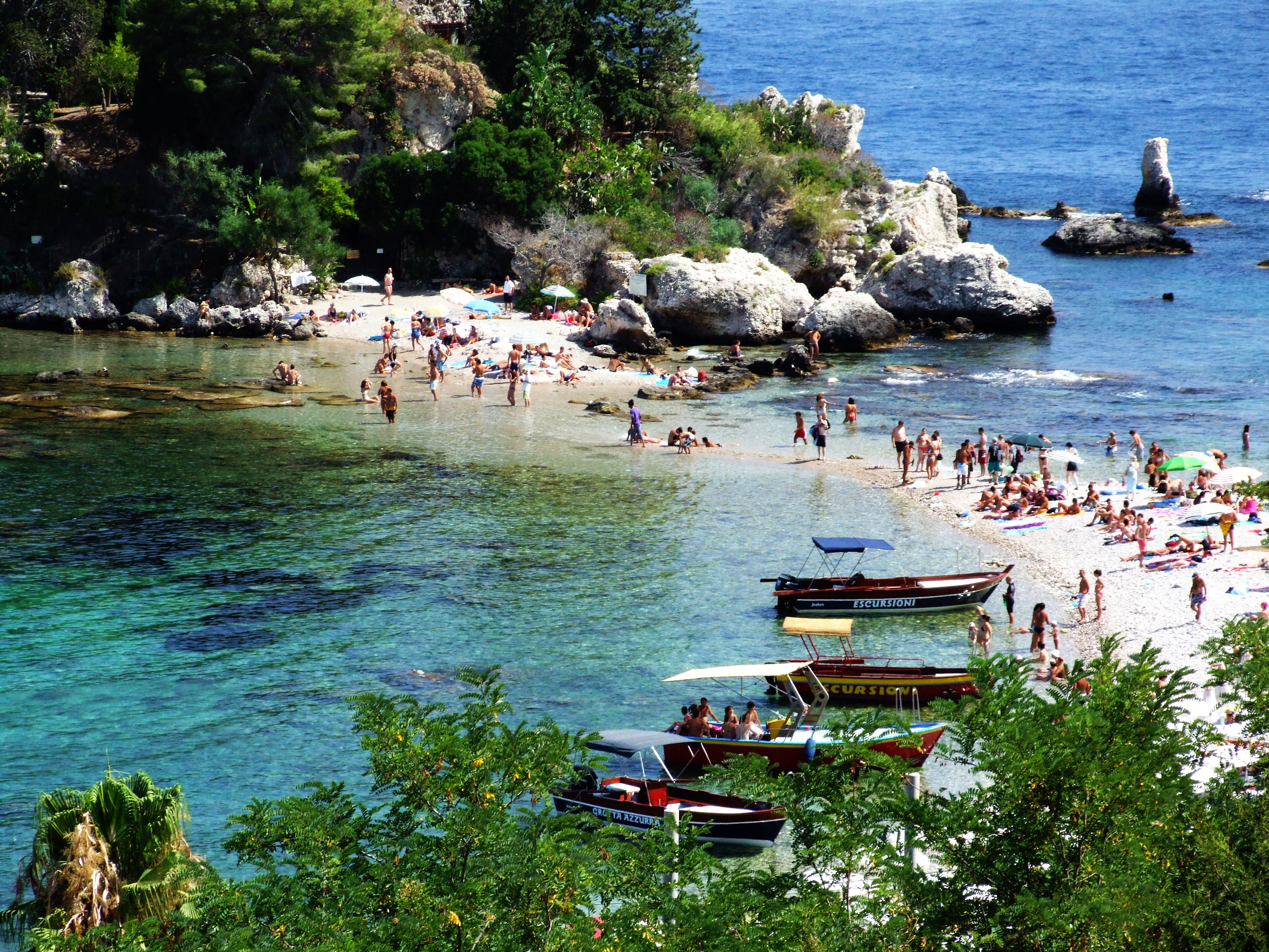 Datei isola bella taormina messina sicilia italy creative commons by gnuckx 3811732382 jpg - Giardini naxos cosa vedere ...