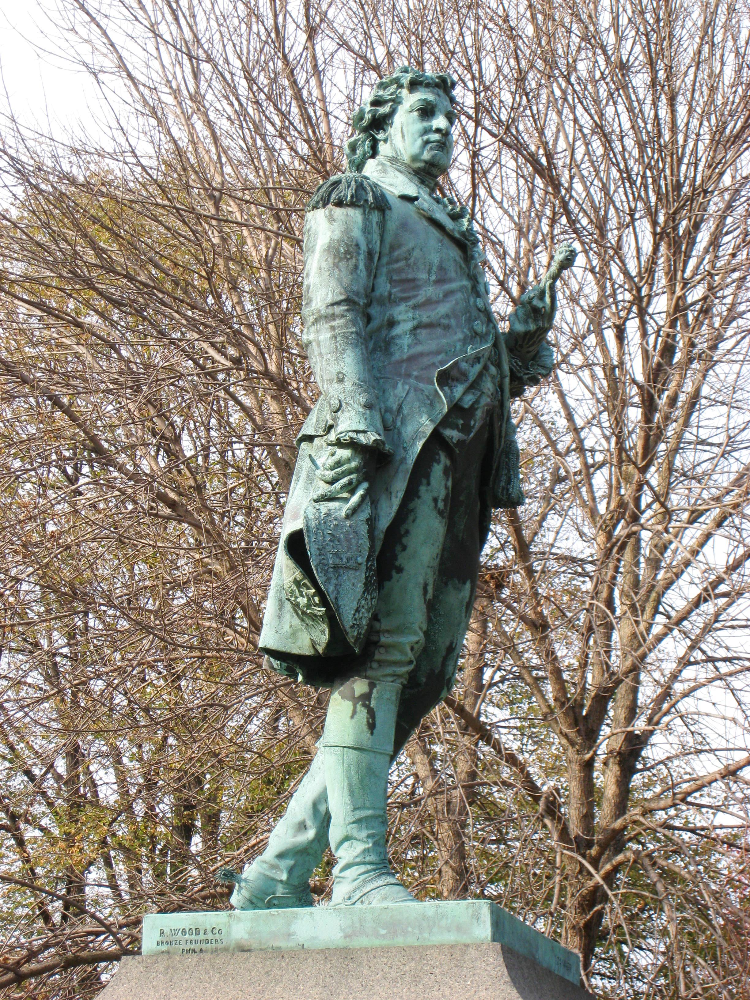 The Hartford At Work >> File:Israel Putnam statue - Bushnell Park, Hartford, CT ...