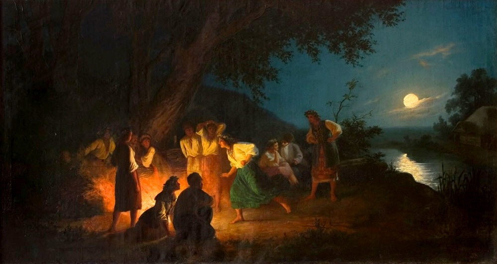 Midsummer night's eve dating
