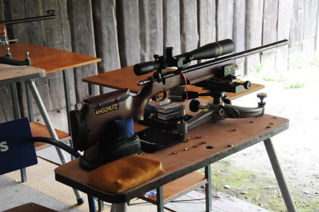 Benchrest shooting - Wikipedia