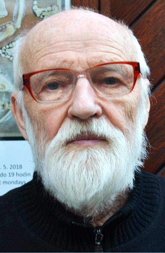 Jan Švankmajer in 2018