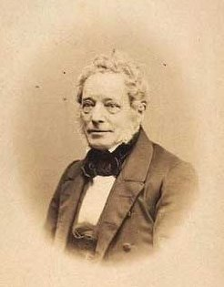Portrait of Hans Harder