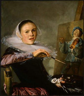 File:Judith Leyster Self Portrait.jpg