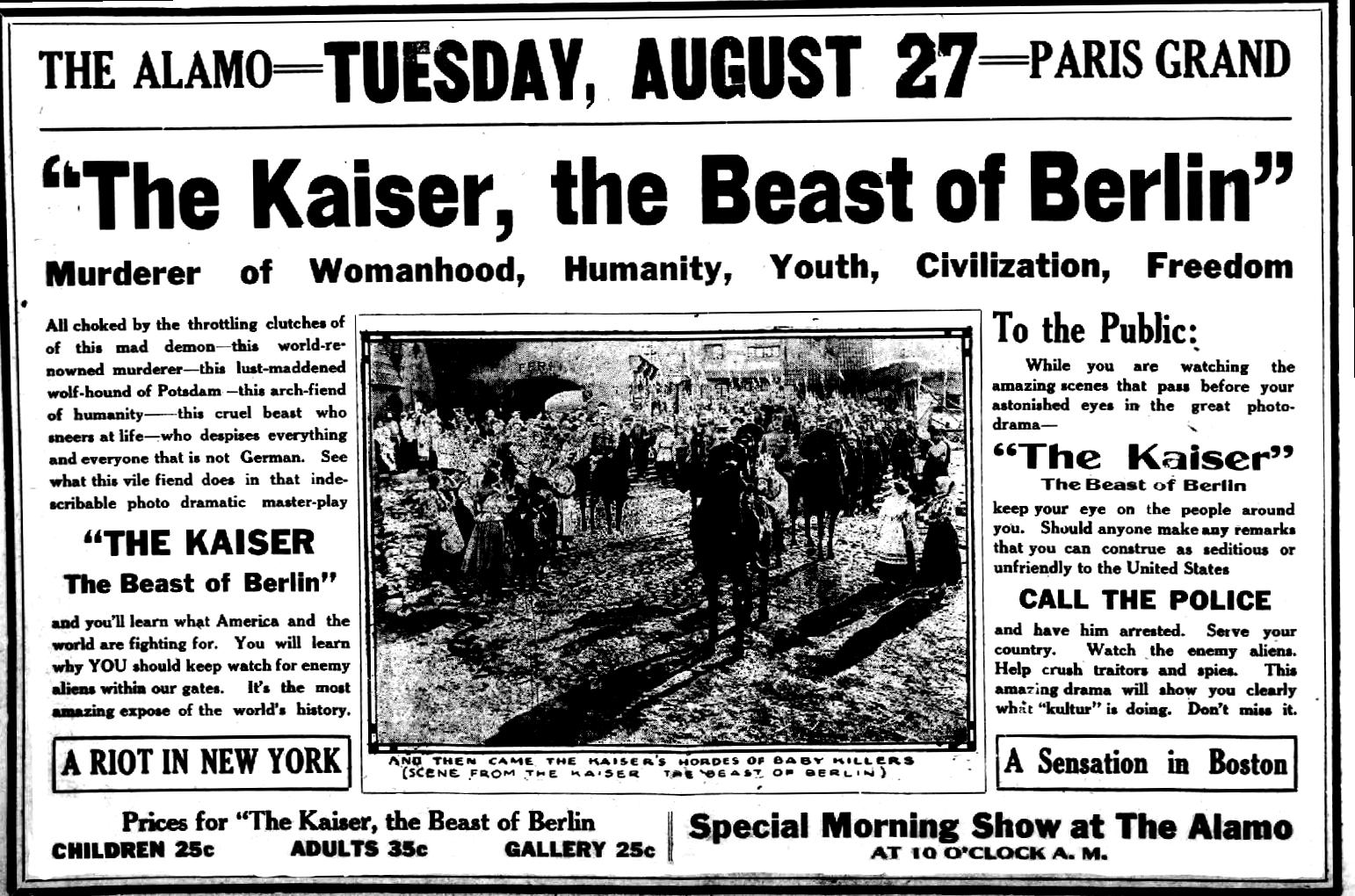 File:Kaiser beast of berlin newspaper ad.png