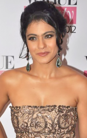 Kajol at the Vogue Beauty Awards in 2012 Kajol Vogue cropped.jpg
