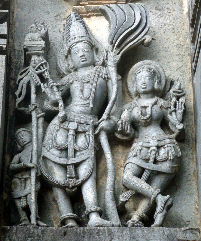 Hindu sex gods and goddesses