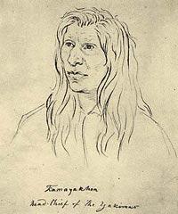 Kamiakin (Native American leader) Yakama tribal leader