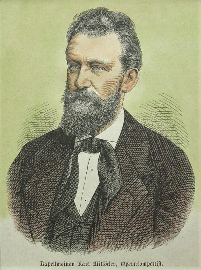 Carl Millöcker (1883)