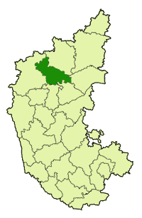 Aiahole is in Bagalkot district