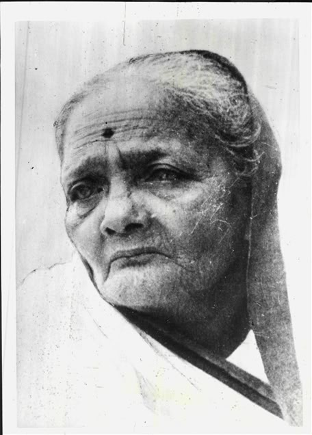 kasturba gandhi Kasturba gandhi quotes - 1 we must become the change we want to see read more quotes and sayings about kasturba gandhi.