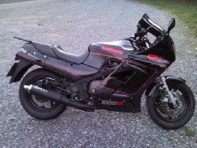 Kawasaki Gpz For Sale Canada