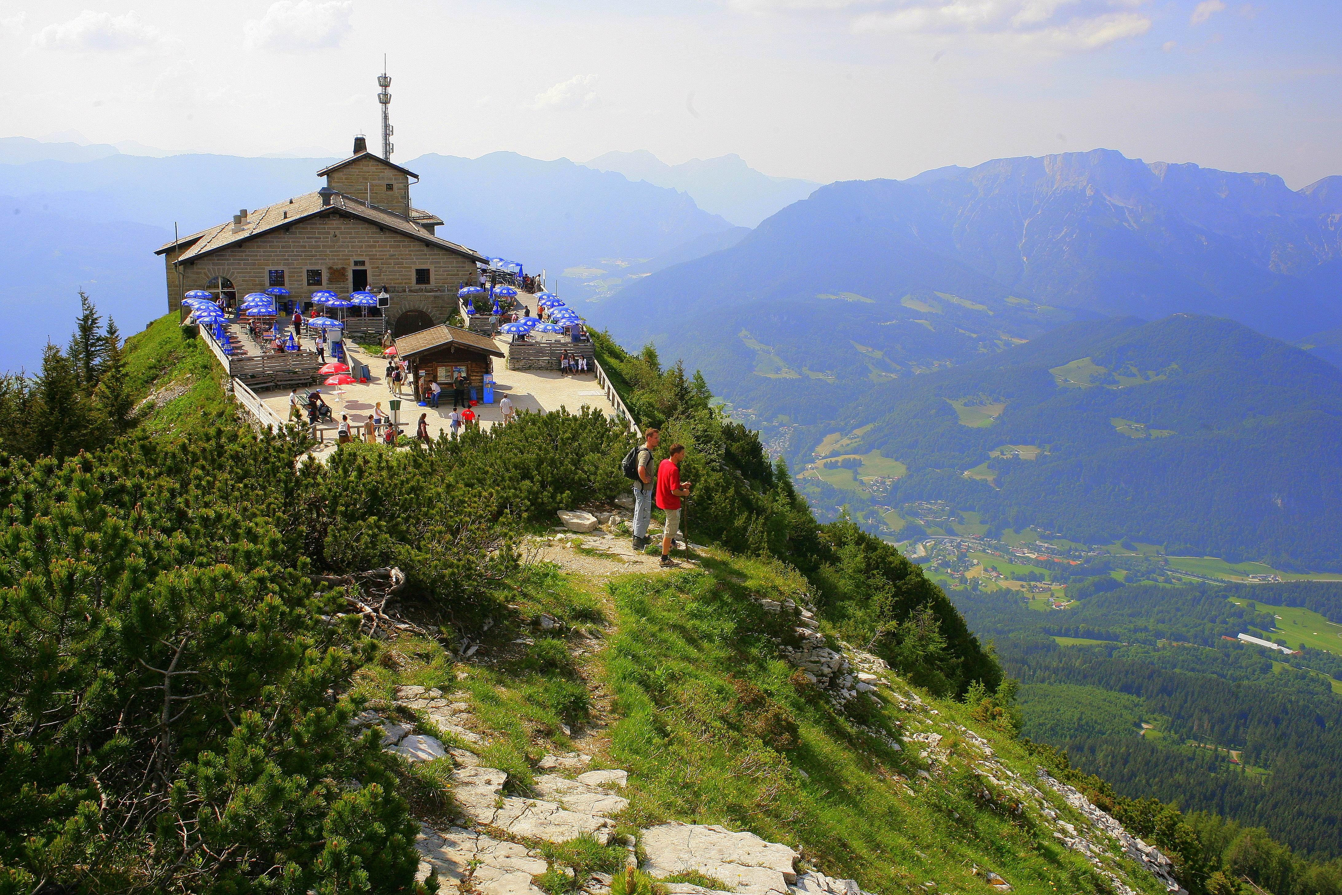 Berchtesgaden Germany  city photos : Description Kehlsteinhaus Berchtesgaden