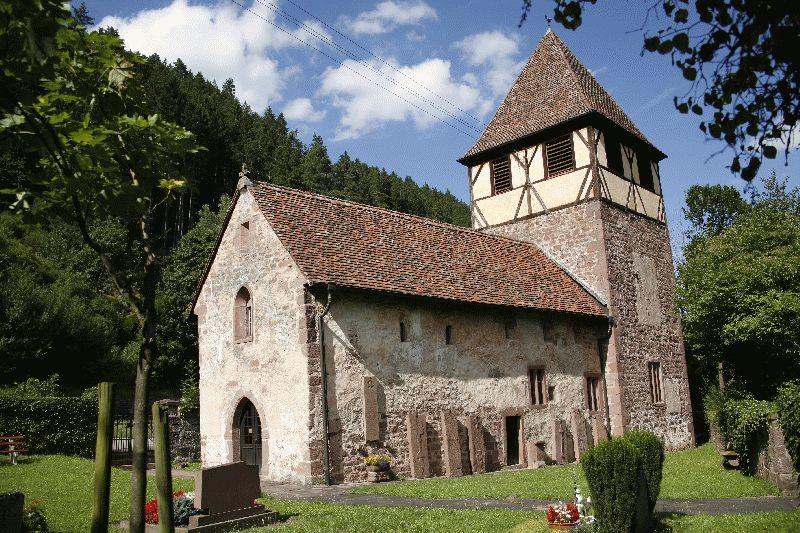 Kirche Kentheim