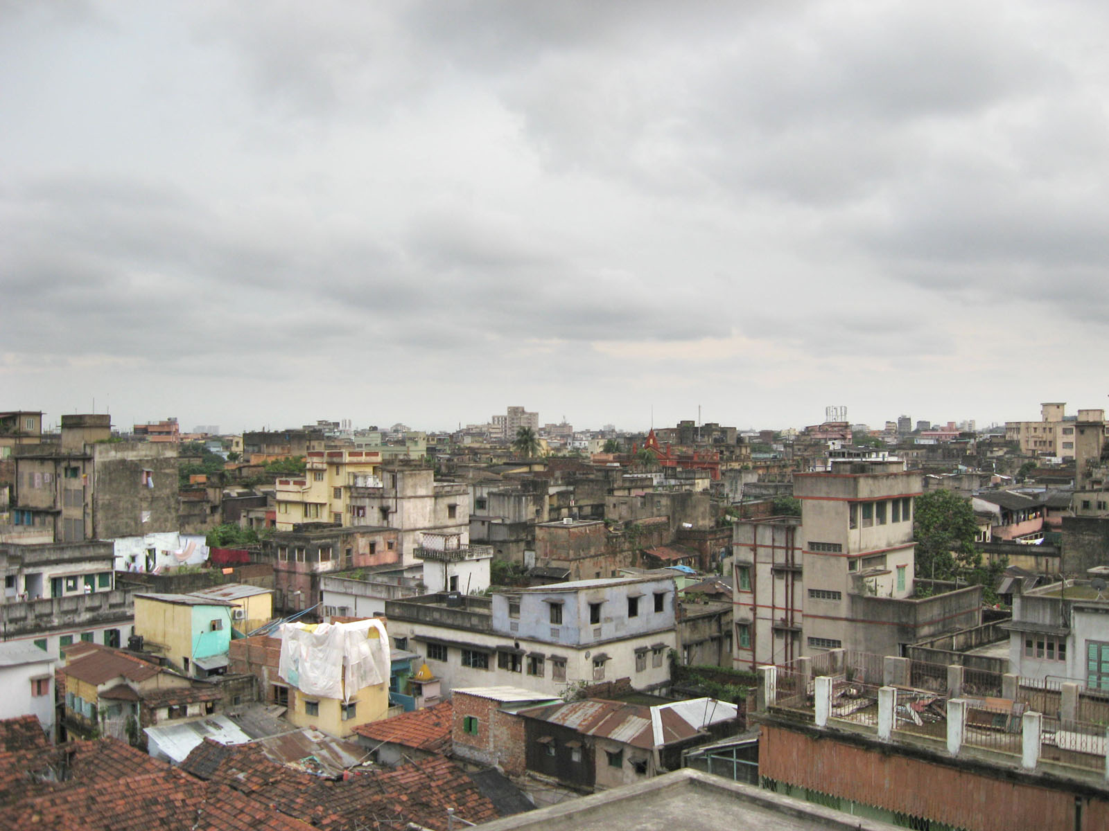 Description Kolkata citys