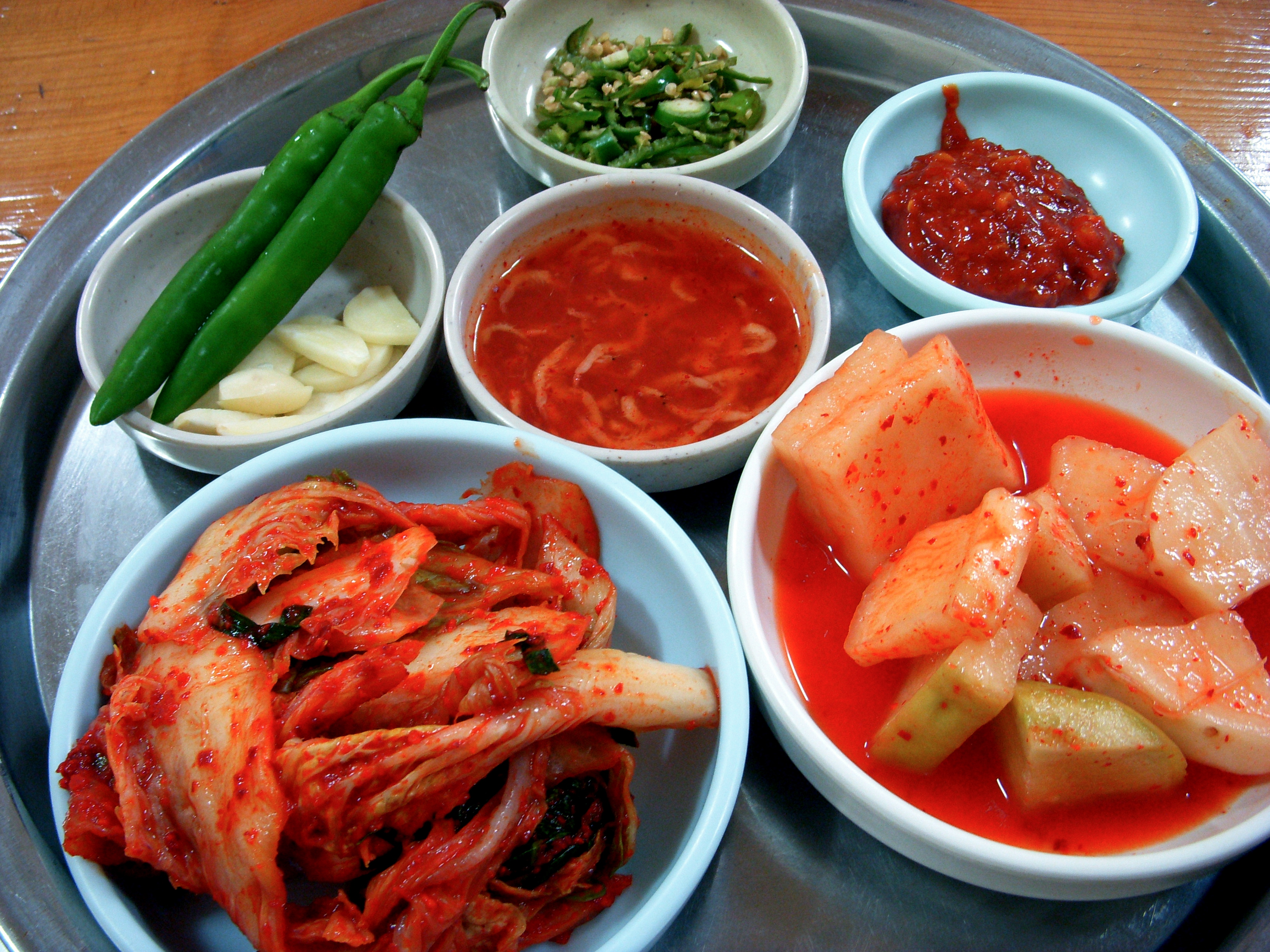 File wikimedia commons for About korean cuisine